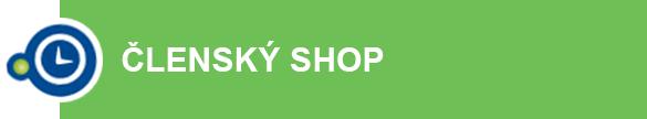 Členský shop
